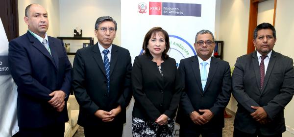 Perú. MINAM invoca a gobiernos regionales y locales utilizar información para tomar acciones de prevención y mitigación