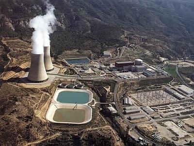 La central nuclear de Cofrentes comunica al CSN la apertura de una válvula de agua del sistema contra incendios