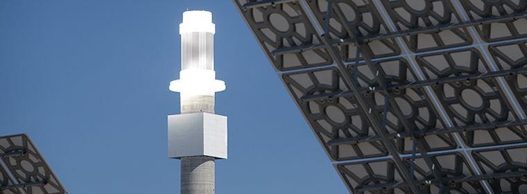 Habrá Tres torres termo solares de generación ininterrumpida en Chile
