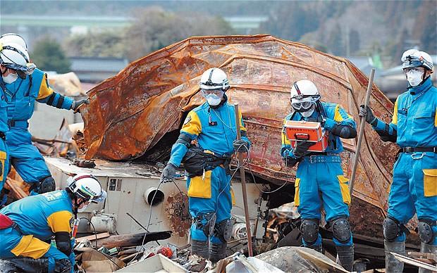 Fukushima: el accidente y sus secuelas en el tercer aniversario