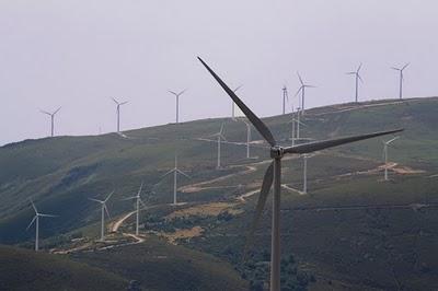 Premio Eolo 2012 a la integración rural de la eólica para el municipio zamorano de Lubián