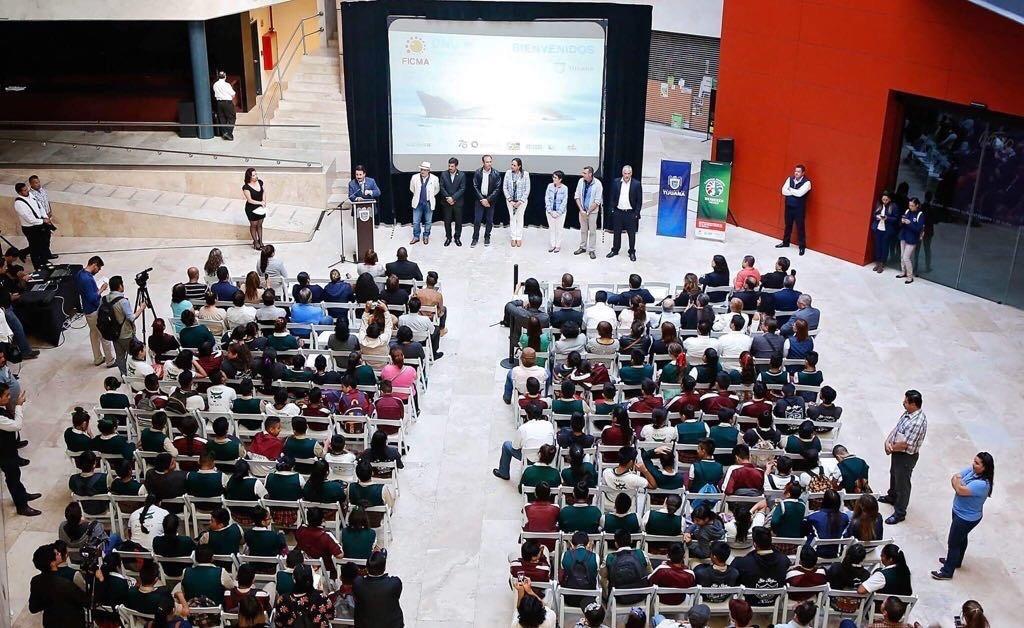 Ya ha comenzado la 'Muestra FICMA ONU Medio Ambiente'