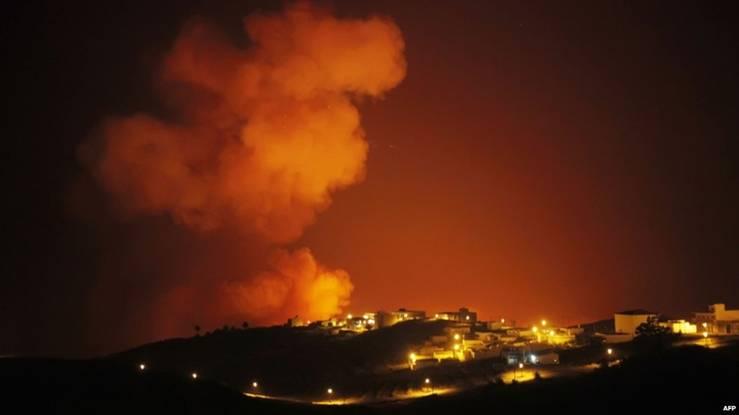 Afirman que los incendios de Canarias son debidos al 'abandono' de los montes