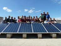 Energías renovables. Proyecto pionero de cooperación internacional en Tánger