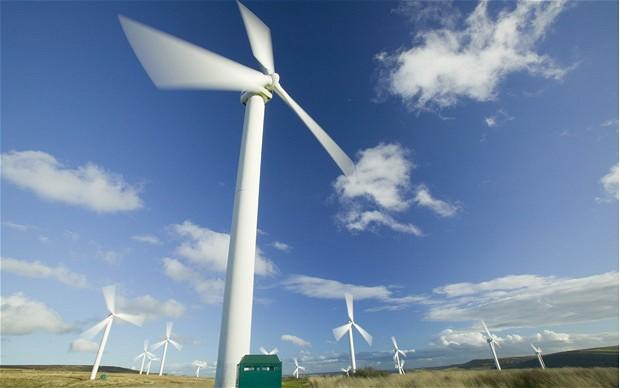 La energía eólica evitó la emisión de unos 20 millones de toneladas de CO2