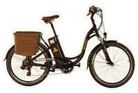 La burricleta, una bicicleta rural eléctrica