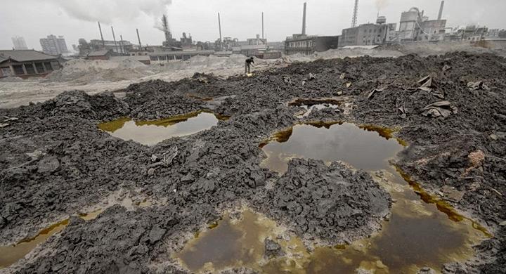 Análisis de riesgos en suelos contaminados (RBCA)