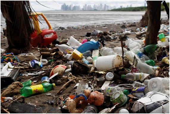 ¿Qué pasa con lo que NO reciclamos o reutilizamos?