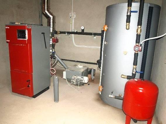 Se dispara el consumo de biomasa para uso térmico en España