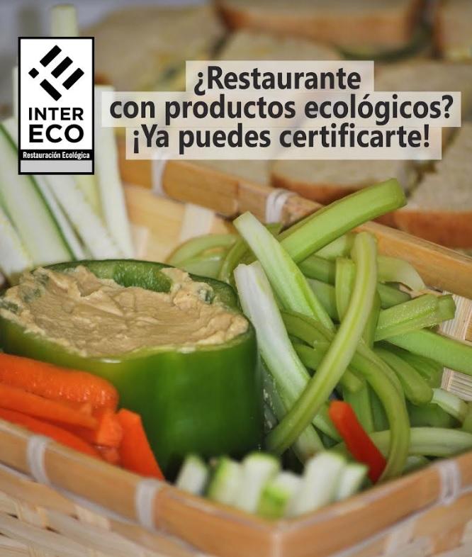 Los restaurantes de Murcia ya pueden ser Establecimientos de Restauración Ecológica si incluyen en su menú materia prima de producción ecológica