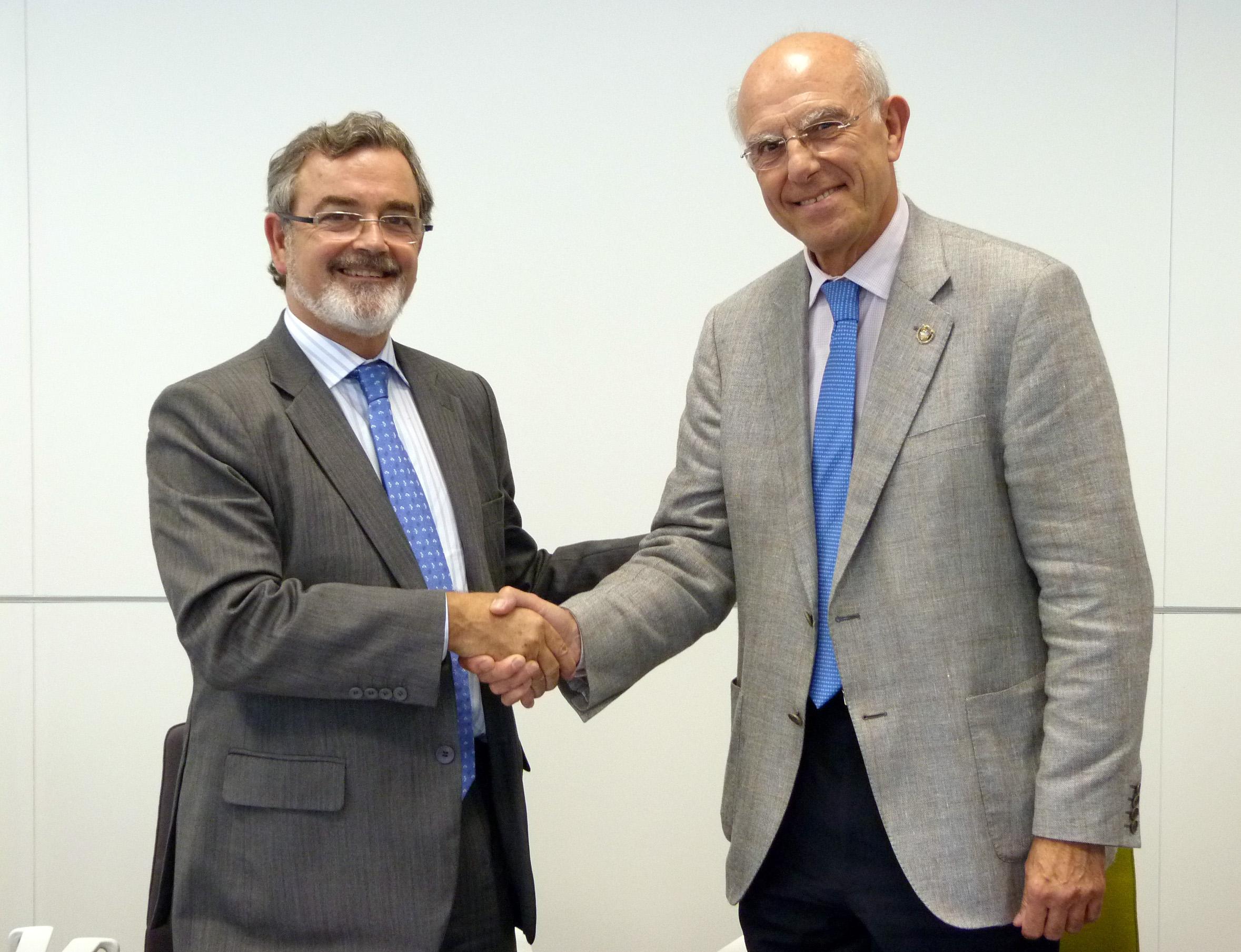 La Universidad de Cantabria e Iberdrola optimizarán las cimentaciones de los aerogeneradores marinos