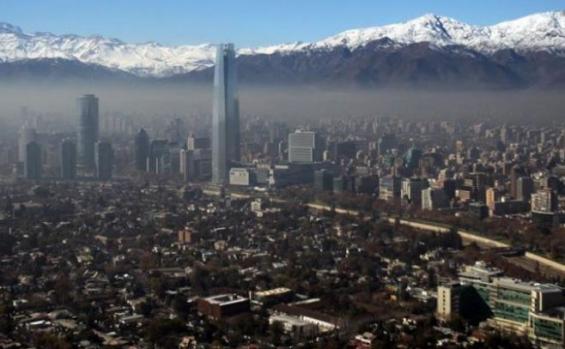Chile. Emergencia ambiental por la contaminación del aire