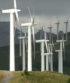 Formación energía eólica