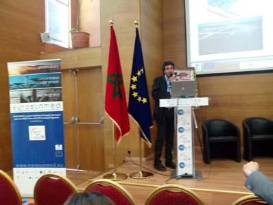 CENER participó la semana pasada en Marruecos en unas jornadas de trabajo del proyecto EUROSUNMED