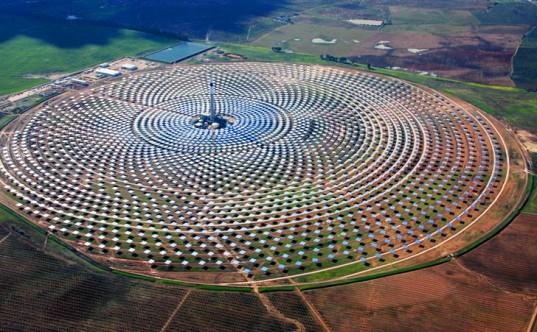 Las energías renovables crearon 45.000 empleos durante 2011 en Andalucía