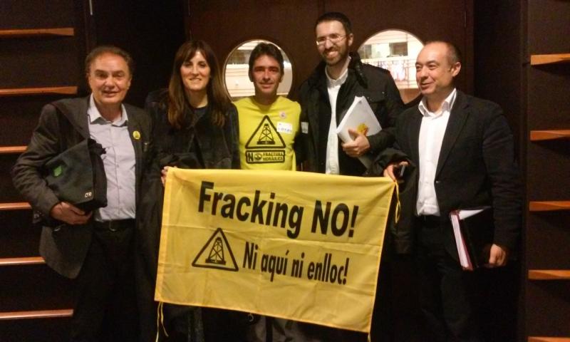 Europa investigará el fracking en Castellón