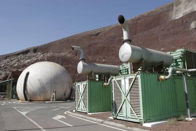Ence instalará dos plantas de biometanización  de 70 MW en el puerto de Arinaga y en el de La Luz y de Las Palmas