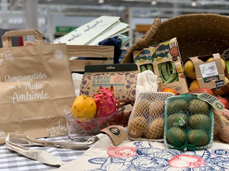 Plásticos en Carrefour: 50% menos