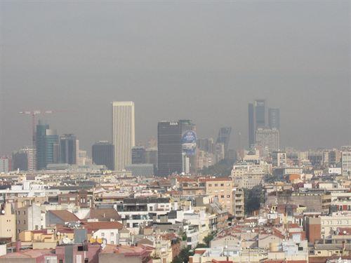 Contaminación atmosférica y la mortalidad