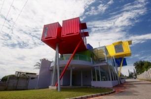 Arquitectura en Containers, un novedoso curso