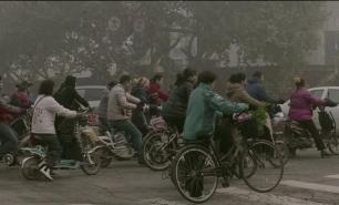 Vea el video de la espectacular contaminación en China