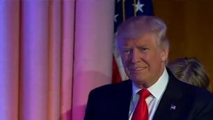 Donald Trump no puede sacar – aunque quiera - a EEUU del Acuerdo de París antes de 2020