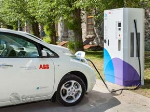 Estonia adopts world's first nationwide E.V. charging network
