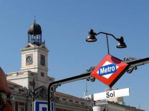 Madrid llama a utilizar el transporte público por contaminación