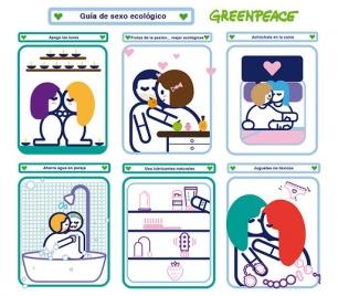 Un San Valentín 'sexi' y 'ecológico'