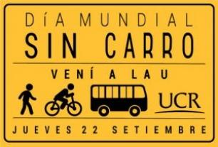 Día Mundial sin Carro