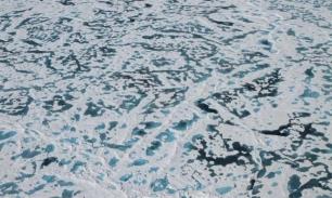 ¿Por qué hay hielo verde en el Ártico?