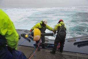 El Ártico que se funde entre las manos de la 'irresponsabilidad' mundial