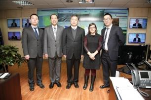 China se interesa por el sistema de lucha contra incendios forestales de España