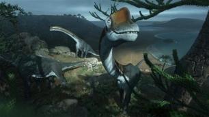 Vouivria, el más antiguo de los más grandes dinosaurios