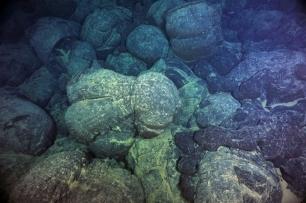Volcanes submarinos y el cambio del clima