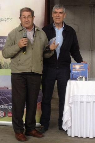 Inaugurada la primera planta fotovoltaica de los ciudadanos en Sevilla