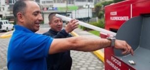 Ecuador. Quito prioriza la separación de residuos electrónicos domésticos
