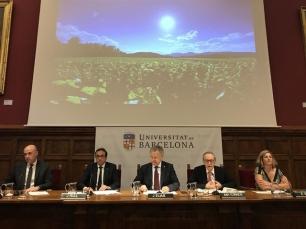 Catalunya apuesta por planes 'disruptivos' contra el cambio climático y por energías renovables