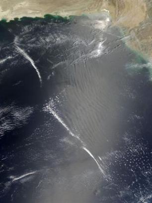 Las ondas de gravedad atmosféricas podrían estar detrás del aumento del calor extremo en verano