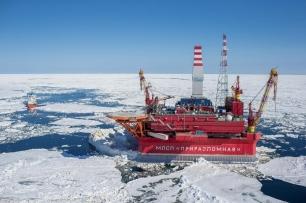 Los riesgos medioambientales de la extracción petrolera en el Ártico