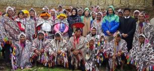 Perú. Ministra Elsa Galarza destaca labor de comunidades en preservación genética de la papa y desarrollo de experiencias bioculturales