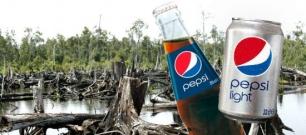 Pepsi abusa 'brutalmente' de la selva usando 450.000 toneladas de aceite de palma