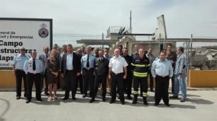 España y Portugal 'juntos' contra los incendios forestales