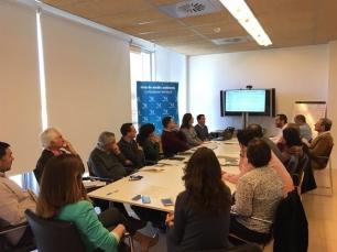 La Diputación de Malaga un estudio de su consumo energético para evaluar la huella de carbono que genera