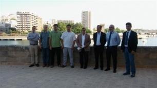 Autoridad Portuaria de Baleares mide la contaminación del aire en el puerto de Palma