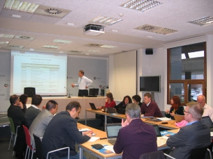 CENER coordina unas jornadas técnicas de inicio del Proyecto Europeo BIOTRADE2020+