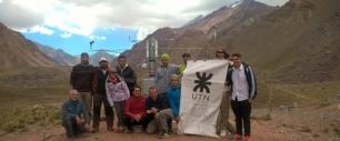 Argentina. Una planta trata efluentes con energía solar en el Cerro Aconcagua