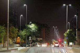 Sabadell se convierte en la ciudad española con más alumbrado público de LED