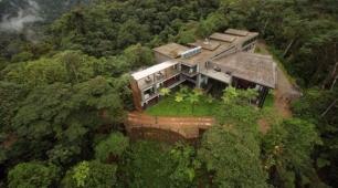 Ecuador. Un bosque tropical es salvado gracias a un hotel