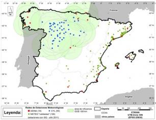 Conoce el método más fiable para estimar la radiación solar de España